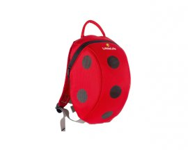 Little Life Animal Kids Backpack Ladybird 6l