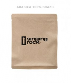 Singing Rock Káva Outdoor mletá Arabica 100% Brazil - 1 sáček