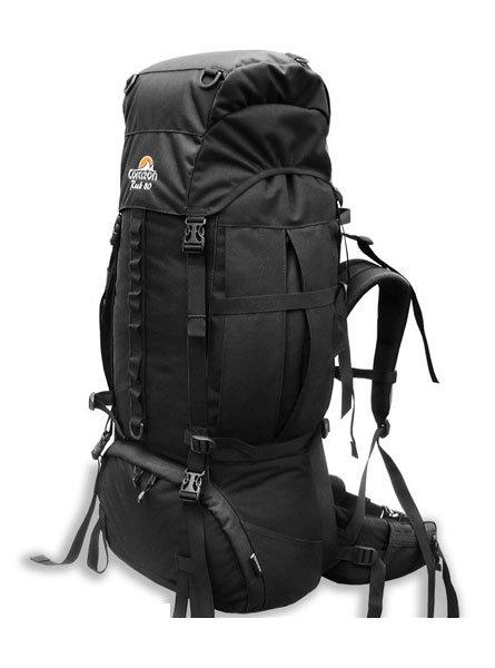 Corazon batoh ROCK 80, černá, 80l