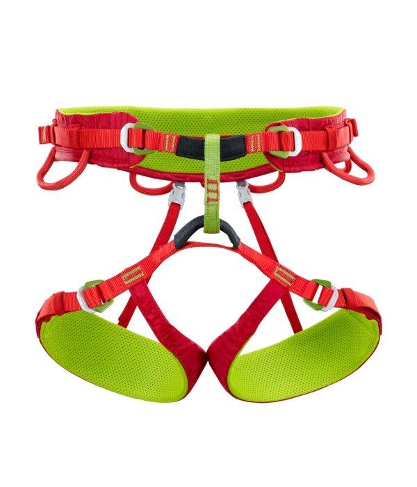 Climbing Technology - ANTHEA HARNESS, červená, M/L