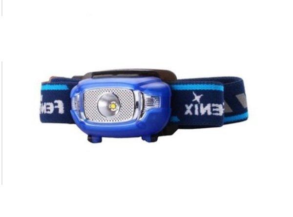 FENIX čelovka HL 15, modrá