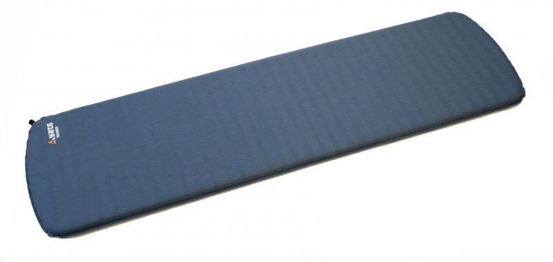 Yate samonafukovací karimatka Hiker, modrá, 183x51x2,5
