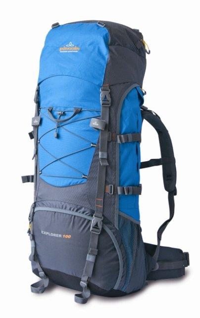 Pinguin batoh Explorer 100, modrá, 100