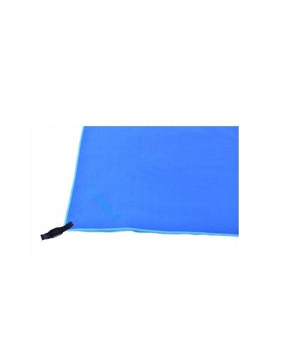 Pinguin Ručník Micro Ooutdoor Towel, modrá, 40x80