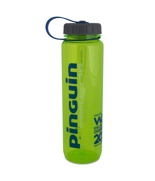 Pinguin Tritan Slim Bottle 1l, zelená