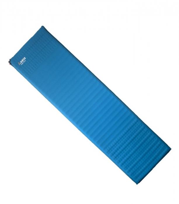 Yate samonafukovací karimatka Guide Plus, modrá, 183x51x3,8